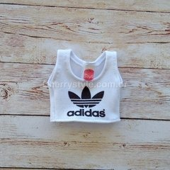 Mini Regata Adidas (Barbie/Curvy)