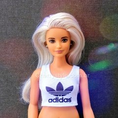 Mini Regata Adidas (Barbie/Curvy) - comprar online
