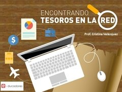 "Curso Virtual ""Encontrando tesoros en la Red"" (AUTOGESTIONADO)"