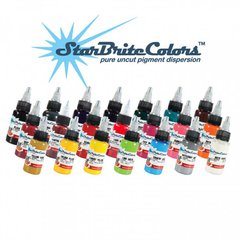 Tinta para Tattoo StarBrite Colors Dark FleshTone 30ml - comprar online