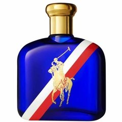 Polo Red, White & Blue - Ralph Lauren