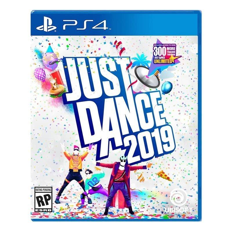 Juego Just Dance 2019 Para Playstation 4