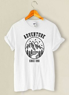 Camiseta Adventure Since 1990 - comprar online