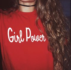 Camiseta GirlPower