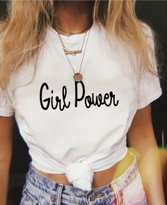Camiseta GirlPower - comprar online