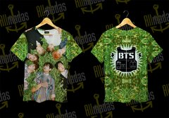 BTS - Grass group edition
