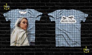 Camisa - Billie Eilish - On Lines Editio...