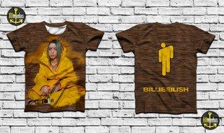 Camisa - Billie Eilish - Yellow Sober