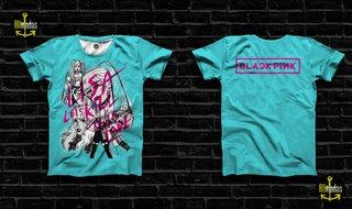 Camisa BlackPink - Lisa Kill This Love M...