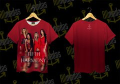 Fifith Harmony - New Group All Red Version Two