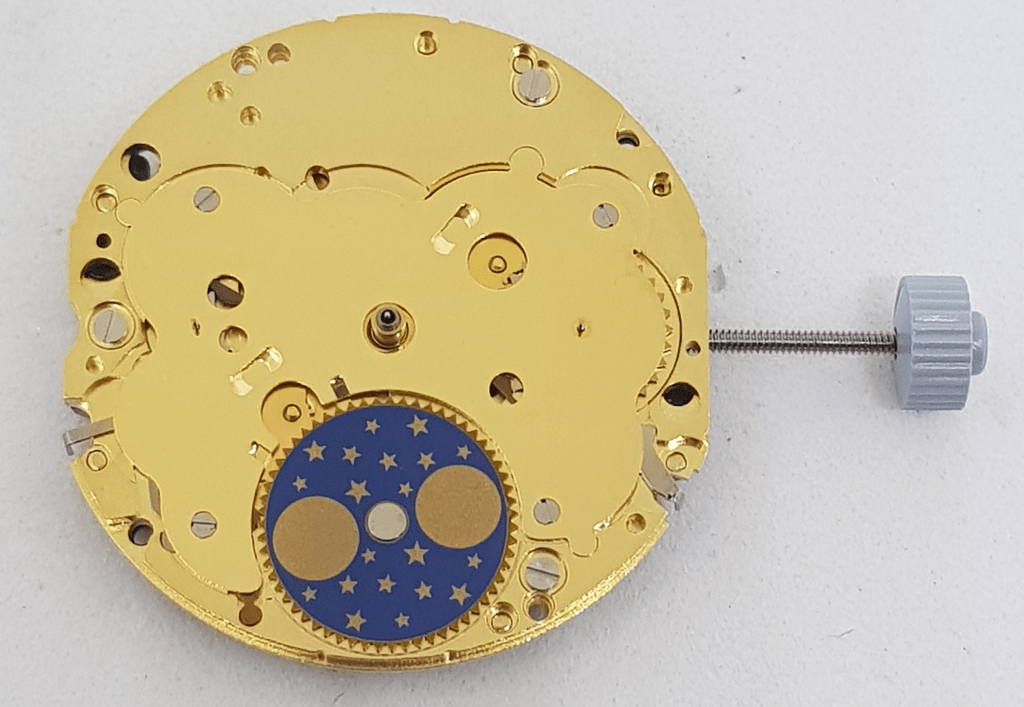 2cd03db0efb Máquina para Relógio 706 - Fornitura Prestes
