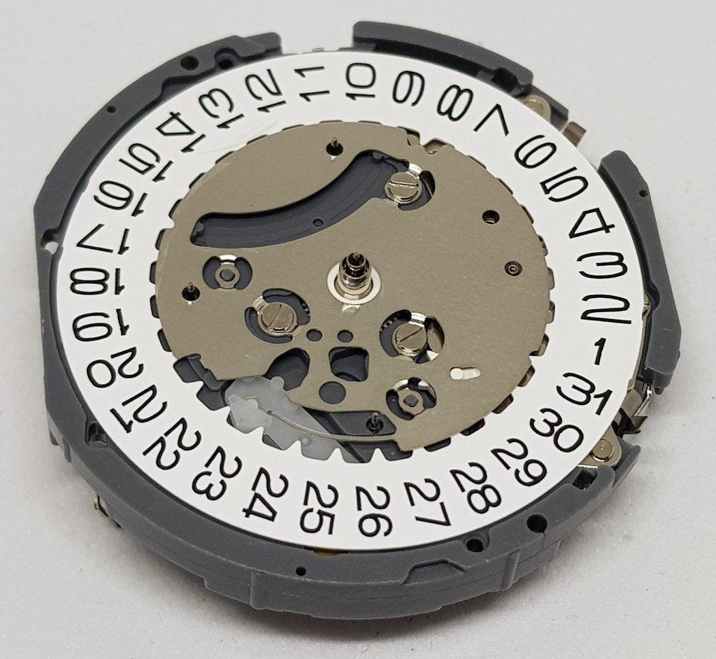51ae903f02f Máquina para Relógio VK67A 3 - Fornitura Prestes