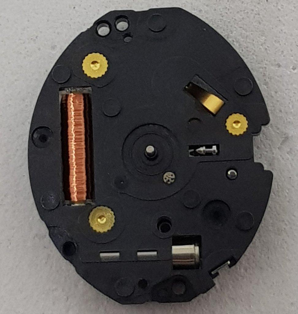 f125c0e8dd0 Máquina para Relógio VX10A - Fornitura Prestes