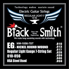 Black Smith NW-1056-7ST - Encordoamento p/ guitarra 7 cordas
