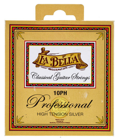 Encordoamento La Bella Professional High 10PH Tensão Alta
