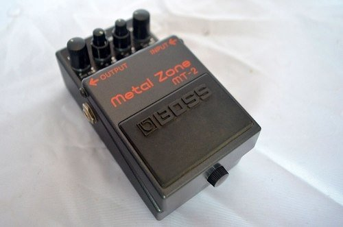 Pedal Boss Mt2 - Metal Zone