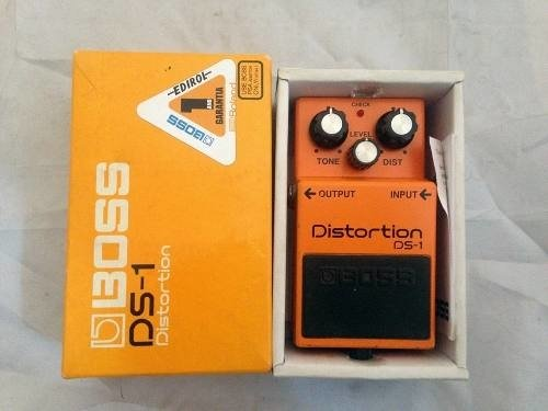 Boss Ds-1 Distortion na internet