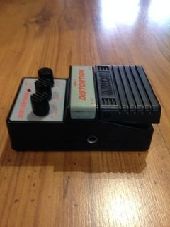 Pedal Arion Ms-1 Distortion (usado) - Solsete Musical