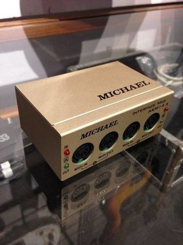 Michael Akm 14 - Interface Midi/usb - comprar online
