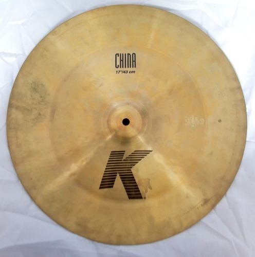 Prato Zildjian K Series - China 17