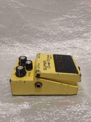 Pedal Boss Sd-1 Super Overdrive - Overdrive