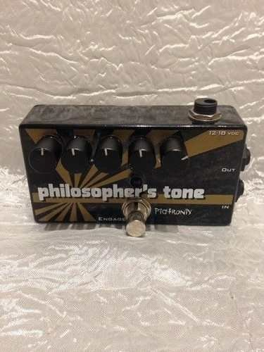 Pedal Pigtronix Philosopher's Tone Engage - Compressor - comprar online