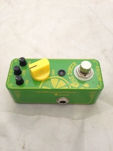 Pedal Mooer The Juicer - Overdrive
