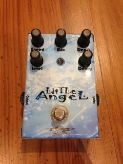 Pedal Coyote Birds Fx Little Angel - Chorus (usado) - loja online