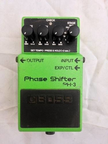 Boss Ph-3 - Phase Shifter - comprar online