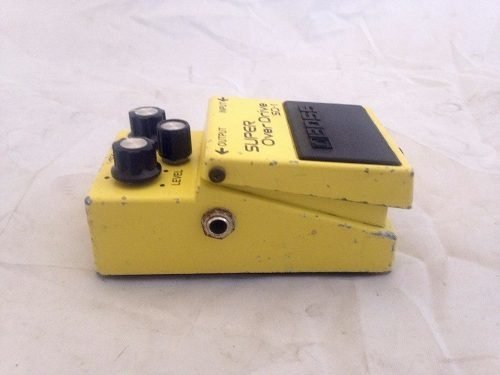 Pedal Boss Sd1 - Super Overdrive