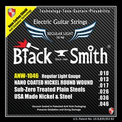 Black Smith AOT NW-1046 - Encordoamento p/ guitarra