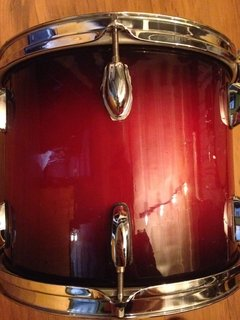 Bateria (Shell Pack) Pearl Sessions Series Gloss Barnwood Brown - 22/ 16/ 13/ 12 - comprar online