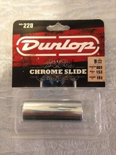 Dunlop Chrome Slide 220 - Solsete Musical