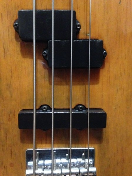 Giannini Precision Bass Fretless - Baixo na internet
