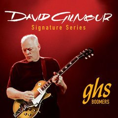 David Gilmour Signature Series GHS Boomers Strings 10,5-50 - Cordas para Guitarra