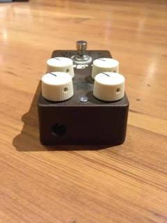 Pedal Mr. Brown Stomp Audio Labs - Usado