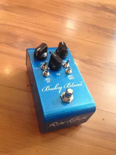 Pedal Rockbox Babyblues - Usado