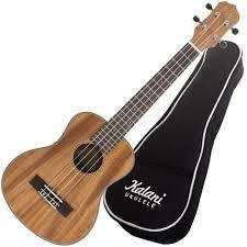Ukulele Kalani Kayke Tenor Kal 320 Tm + Bag (regulado)