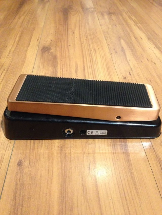 Imagem do Dunlop Cry-baby Jb95 Joe Bonamassa Signature - Wah-wah
