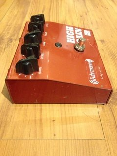 Pedal Fuhrmann High Gain - Overdrive (usado) na internet