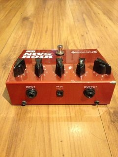 Pedal Fuhrmann High Gain - Overdrive (usado)