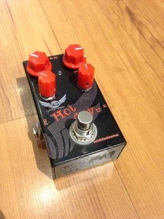 Pedal White Green Hot Drive (usado)