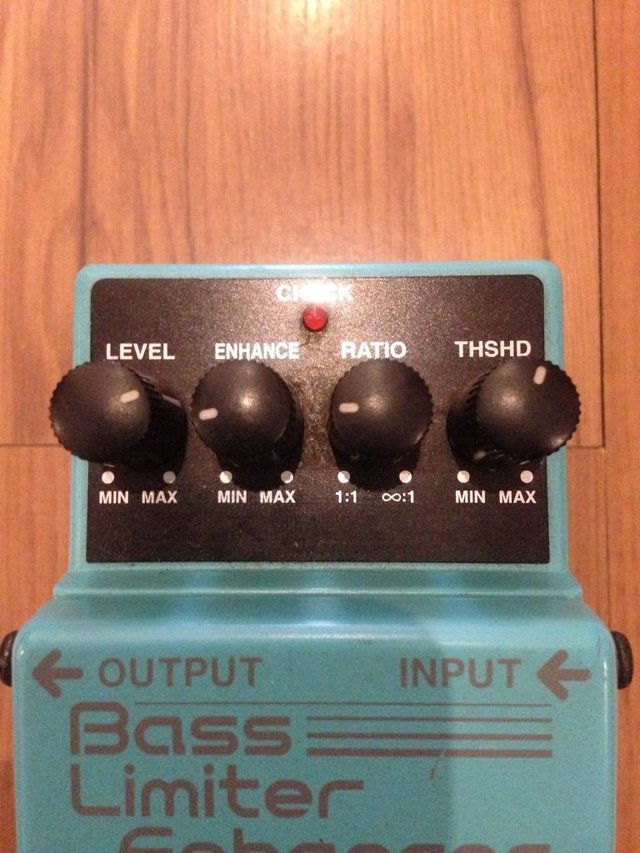 Boss LMB 3 - Bass Limiter\enhancer * na internet