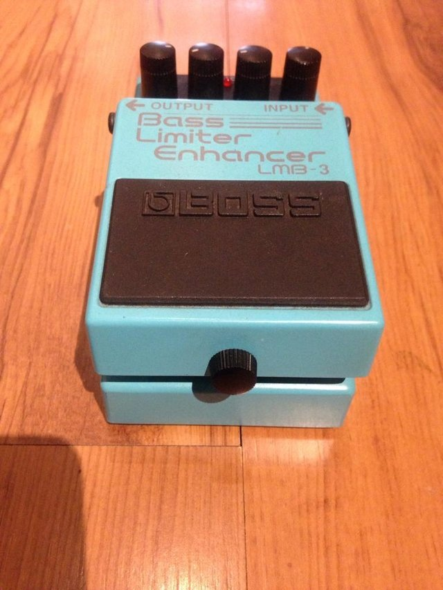 Boss LMB 3 - Bass Limiter\enhancer * - Solsete Musical