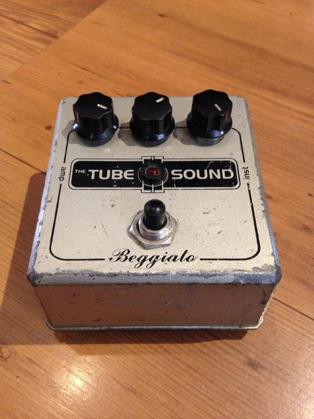 Beggiato Tube Sound - Solsete Musical