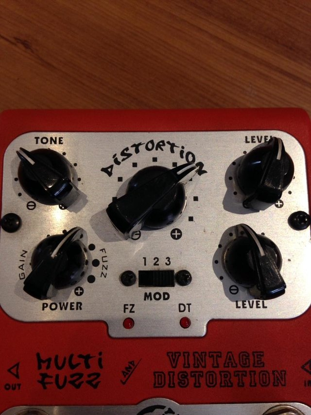 Nig Multi Fuzz Vintage Distortion na internet