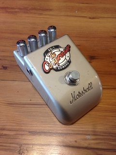 Pedal Marshall The Compressor ED-1 - Made in Japão - Usado