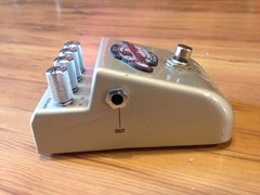 Pedal Marshall The Compressor ED-1 - Made in Japão - Usado - Solsete Musical