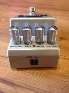 Imagem do Pedal Marshall The Compressor ED-1 - Made in Japão - Usado
