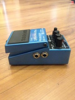 Pedal Boss Harmonist HR-2 - Pitch Shifter - Usado - Solsete Musical